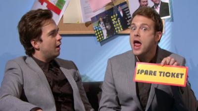 Sam & Mark's Big Friday Wind-Up  - Wind Up - Spare Ticket