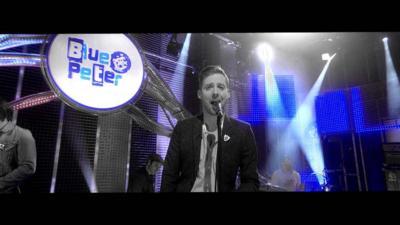 Blue Peter - Kaiser Chiefs Live Performance