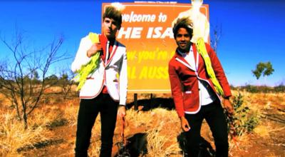 All Over the Place Europe - The Song - Mount Isa