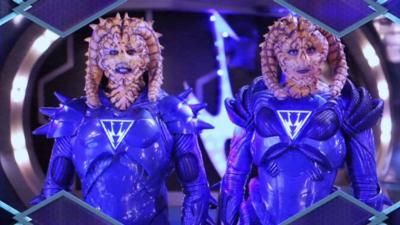 Wizards vs Aliens - Nekross Video Log