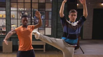 The Next Step - Dance Highlight - West and Daniel