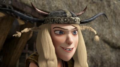 Dragons - Defenders of Berk - Sibling Rivalry