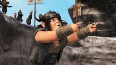 Dragons - Defenders of Berk - The Thawfest Games