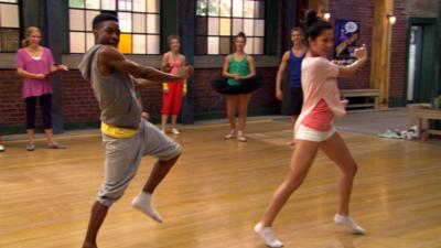 The Next Step - Dance Highlight – West and Stephanie