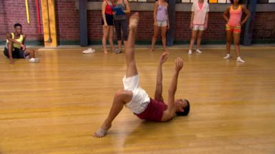The Next Step - Dance Highlight - Daniel