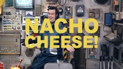 The Joke Machine - Nacho Cheese