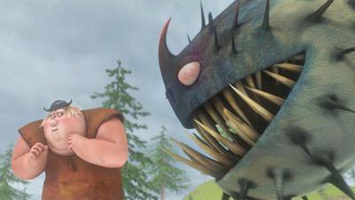 Dragons - Defenders of Berk - The Whispering Death