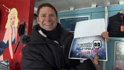 Deadly Pole to Pole - Deadly Antarctica - Mission Complete