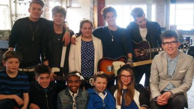 The Big Performance 3 - The singers meet The Vamps