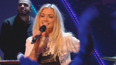 Friday Download - Alexa Goddard performs Marilyn