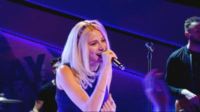 Friday Download - Pixie Lott performs Lay Me Down