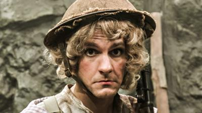 Horrible Histories - Entertainment in the Trenches