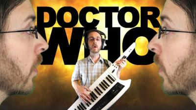 Blue Peter - The Brett Domino Doctor Who song