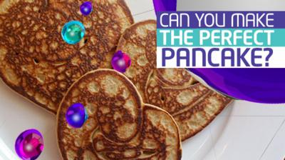 Newsround - Can You Make The Perfect Pancake?