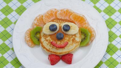 CBBC Office - Perfect pancakes!