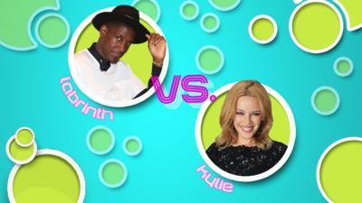 Pop Slam! - Vote: Labrinth vs. Kylie