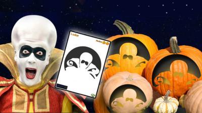Ludus - Pumpkin Template - Ludus
