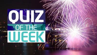 Newsround - Newsround Quiz of the Week 21 August