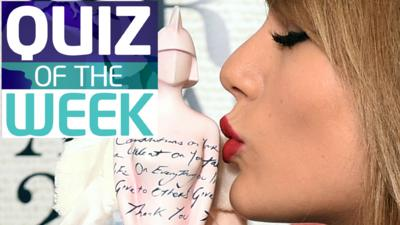Newsround - Newsround's Quiz of the Week 27/2