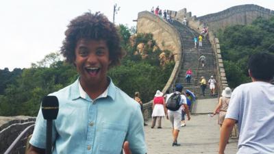 Kickabout+ - Radzi's Beijing Adventure Blog