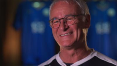 MOTD Kickabout - Claudio Ranieri - The Tinkerman