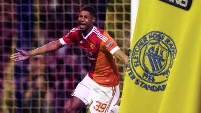 MOTD Kickabout - Marcus Rashford used to score 12 goals a game!