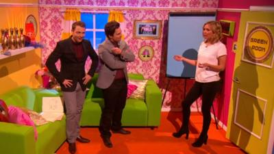 Sam & Mark's Big Friday Wind-Up  - Rachel Riley