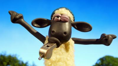 Shaun the Sheep - Bitzer for the Day