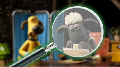 Shaun the Sheep - Spot the Difference: Shaun the Sheep