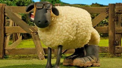 Shaun the Sheep - Baa Baa!
