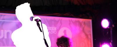A hidden pop star silhouette.