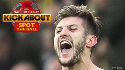 MOTD Kickabout - Quiz: Spot the Ball #34