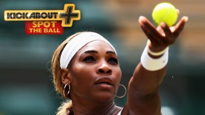 Kickabout+ - Spot the Ball #14 - Wimbledon