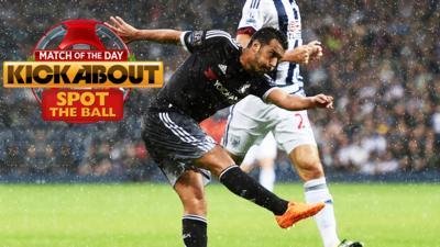 MOTD Kickabout - Quiz: Spot the Ball #21