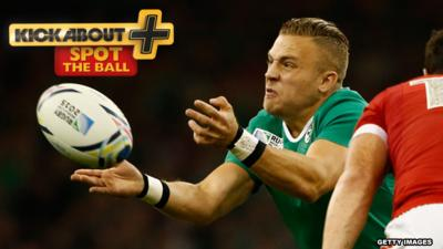 Kickabout+ - Quiz: Spot the Ball #23 - Rugby World Cup