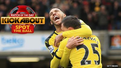 MOTD Kickabout - Quiz: Spot the Ball #43