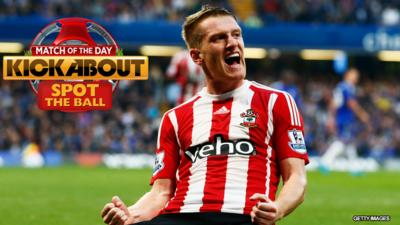 MOTD Kickabout - Quiz: Spot the Ball #25