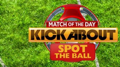 MOTD Kickabout - Quiz: Spot the Ball #9