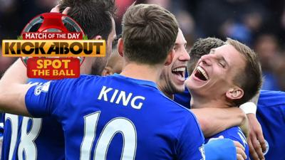 MOTD Kickabout - Quiz: Spot the Ball #44