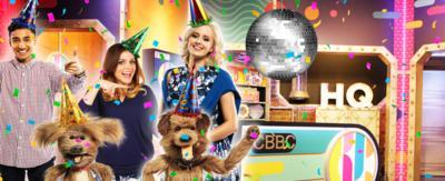 CBBC HQ presenters