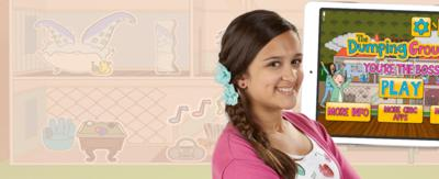 Carmen and the Dumping Ground You're the Boss app