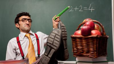 School Survival Guide - 9 things you never want to hear your teacher say