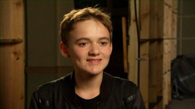 The Dumping Ground - Meet Ryan