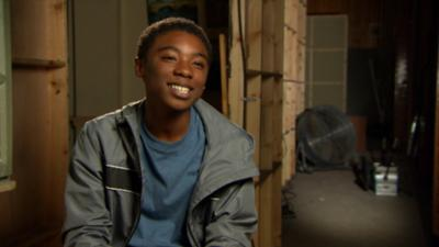 The Dumping Ground - Meet Bailey