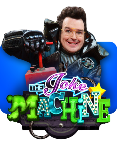The Joke Machine.