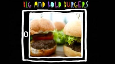 Matilda and the Ramsay Bunch - Big and Bold Burgers