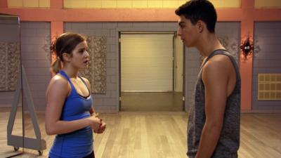 The Next Step - Riley and James face a tough decision