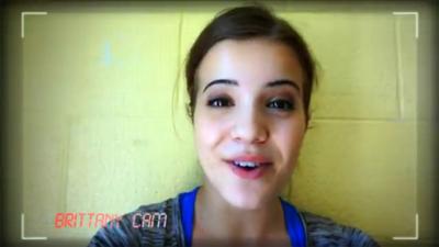 The Next Step - Cast Cam - Riley 2