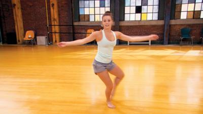 The Next Step - Learn to Dance with Chloe