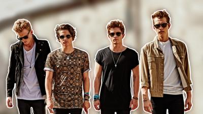 CBBC Official Chart Show - Ask The Vamps An Unusual Question